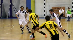 Under 21: Canottieri – Mestre 5-5