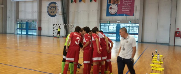 Allievi: Canottieri – All Blacks 5-4