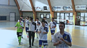 Allievi: Giesse Canottieri Vs Sanvemille 6-1