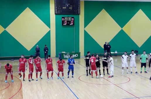 Olympia Rovereto – Giesse Canottieri BL 2-3